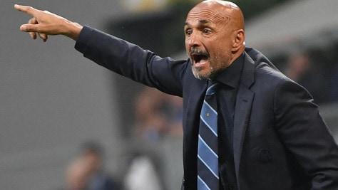 Inter, Spalletti: «La squalifica? Precedente difficile da gestire»