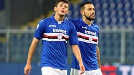 Calciomercato Sampdoria, l'arrivo di Gabbiadini libera un attaccante