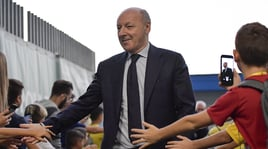 Juventus, Marotta vince il premio come migliore dirigente d'Europa