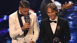 Fifa The Best, Cristiano Ronaldo secondo: Modric è il miglior giocatore