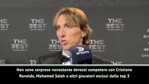 """Modric: """"Ho realizzato un sogno"""""""