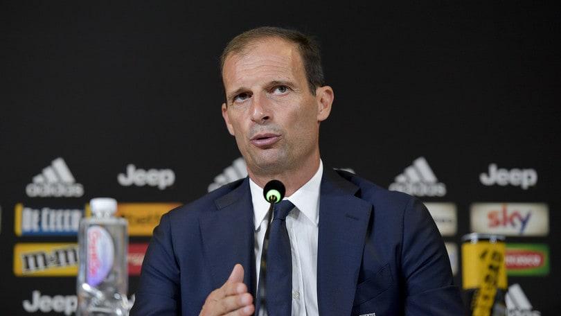 Juventus, Allegri: «Cristiano Ronaldo e Dybala hanno bisogno di giocare. Chiellini riposa»