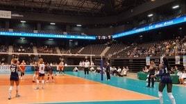 Volley: l'Italia Femminile in forma mondiale: superato l'Azerbaijan