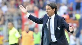 Lazio, Inzaghi: «Giocherà Luis Alberto. Non penso alla Roma»