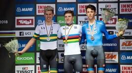 Ciclismo, Mondiali juniores: Piccolo bronzo nella crono
