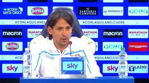 "Simone Inzaghi: ""Torna Luis Alberto"""