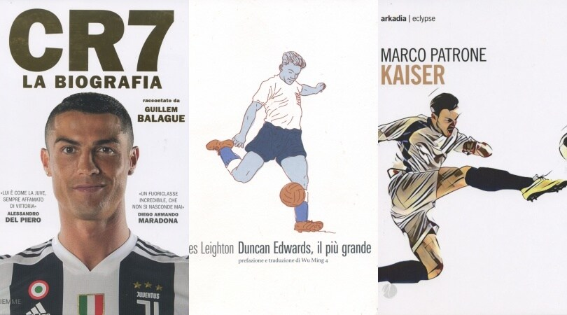Cristiano Ronaldo, Duncan Edwards, Kaiser Raposo: campioni veri o... presunti