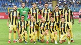 Serie C, gare della Viterbese sospese fino a data da destinarsi