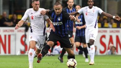 Serie A Inter-Fiorentina 2-1, il tabellino