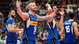 Mondiali volley, l'Italia è ancora in pole position