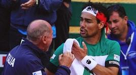 Tennis, Coppa Davis: il primo avversario dell'Italia è l'India