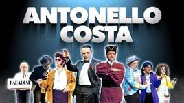 Antonello Costa al Teatro Olimpico