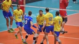 Volley: Mondiali 2018, Brasile rimonta pazzesca, Russia ko