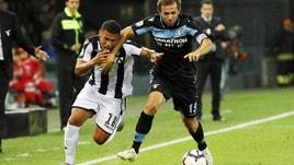 Serie A Udinese, seduta in gruppo per Machis e Vizeu