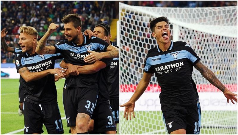 La Lazio soffre ma espugna Udine: Acerbi e Correa fanno sorridere Inzaghi
