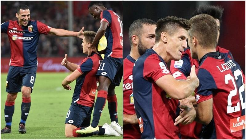 Inarrestabile Piatek: gol al Chievo e record europeo