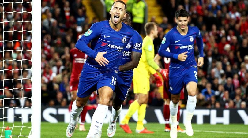 Sarri: 'Buon punto, Chelsea in crescita'