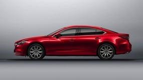 Le foto della Nuova Mazda6