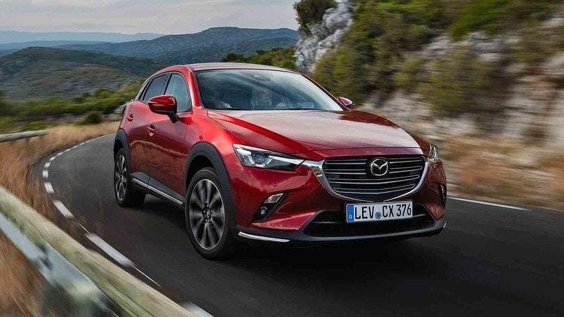 Mazda CX-3, elogio della sostanza e della forma: prova