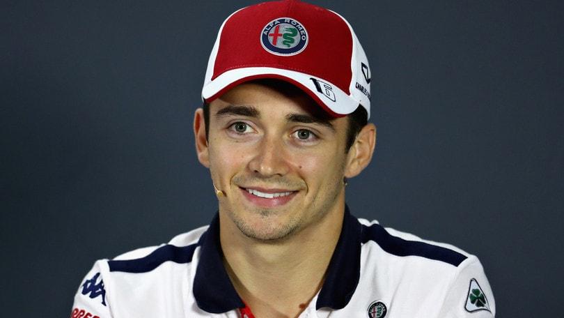F1: Russia,Leclerc