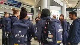 Volley: Mondiali Femminili, l'Italia ha  ragginto Sapporo, sabato la sfida con la Bulgaria