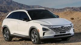 Hyundai Nexo, il SUV a idrogeno fa sognare