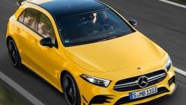 Mercedes a Parigi con il brand EQ, la nuova Classe E e la AMG 35 4Matic
