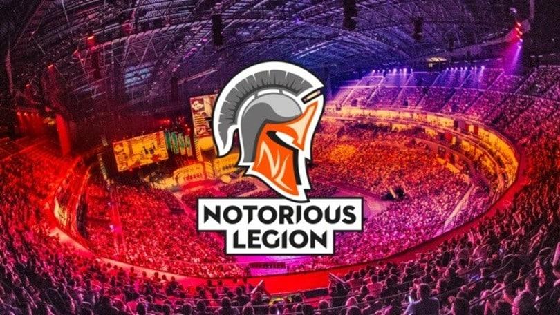 Nasce Notorious Legion Esport, una nuova realtà tutta italiana