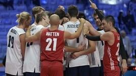 Volley: Mondiali 2018, gli Usa battono ed eliminano la Russia