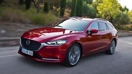 Nuova Mazda 6, rivoluzione premium