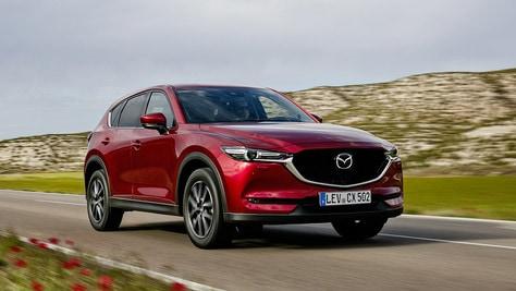 Mazda CX-5, i nuovi orizzonti della semplicità