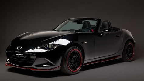 Mazda, l'icona si chiama MX-5 Yamamoto Signature