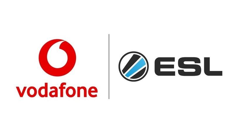 Ufficiale: ESL e Vodafone ancora insieme per l'esport in Italia