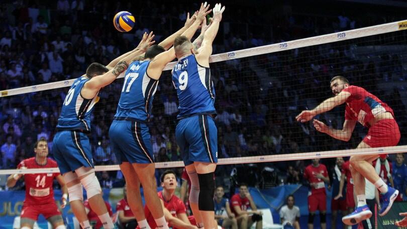 Calendario Volley.Volley Europei Maschili Ecco Il Calendario Degli Azzurri