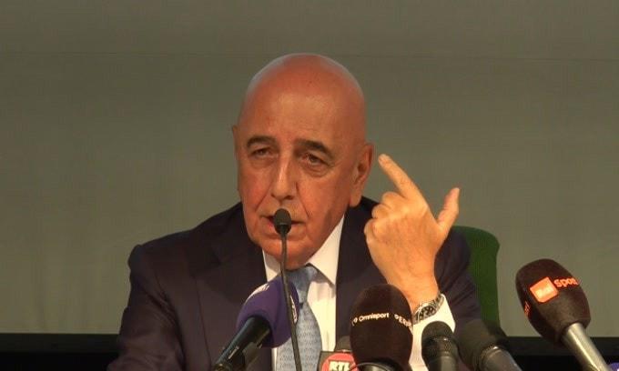 """Galliani: """"Sarà Berlusconi a dire cosa sarà del Monza"""""""