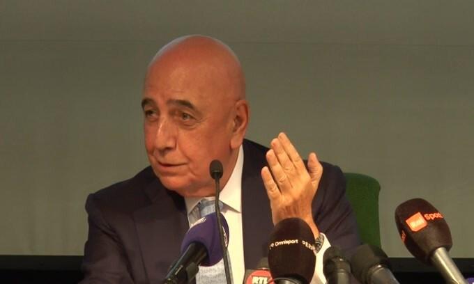 """Galliani: """"Sono stato 31 anni in prestito al Milan.."""""""