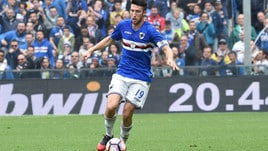Serie A Sampdoria, Regini in parte con il gruppo