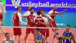 Volley: Mondiali 2018, la Polonia va avanti, all'Italia solo l'onore