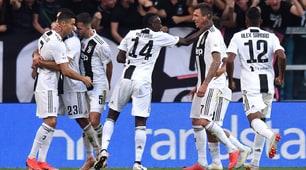 Juventus-Napoli 3-1: doppietta di Mandzukic e Bonucci
