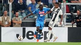 Serie A Juventus-Napoli 3-1, il tabellino