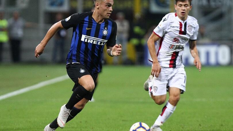 Diretta Cagliari-Inter ore 20.30: dove vederla in tv e formazioni ufficiali