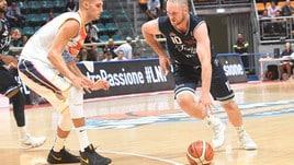 Leunen regala la Supercoppa LNP alla Fortitudo Bologna