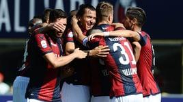 Serie A, Bologna-Udinese 2-1: decidono Santander e Orsolini
