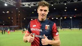 Serie A Genoa, Piatek: «Voglio segnare sempre»