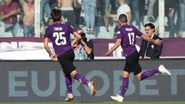 Fiorentina-Atalanta 2-0: decidono Veretout e Biraghi
