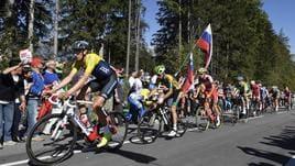 Ciclismo: Valverde è campione del mondo