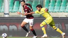 Serie A Chievo-Torino 0-1, il tabellino