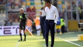 Serie A Frosinone, Longo: «La classifica mi preoccupa, ma guai a chi molla»