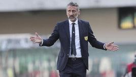 Serie A Chievo, D'Anna: «Ultimo posto? La responsabilità è mia»