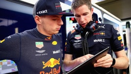 F1 Gp Russia, Verstappen: «E' andata meglio del previsto»
